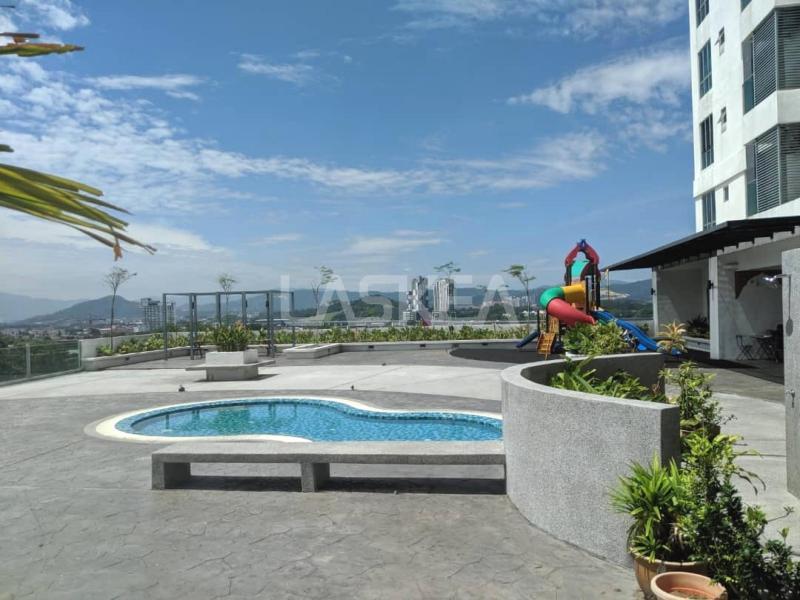 Penthouse for Sale 6r7b 4,177 sqft Corner Freehold at Silk Residences, Cheras, Selangor