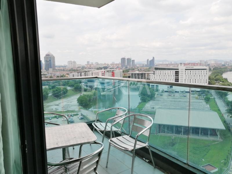 Services Residence / Soho / Sovo / Sofo for Sale 5r5b 2,314 sqft Corner at Dk Senza, Bandar Sunway, Selangor