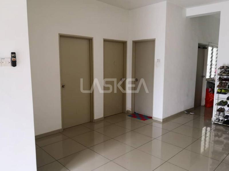 Condominium for Sale 3r2b 879 sqft at 1120 Park Avenue, Petaling Jaya, Selangor