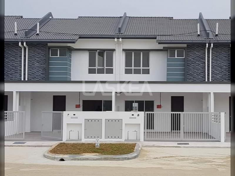 Double Storey Hillpark Type Palm Puncak Alam, Bandar Puncak Alam, Selangor