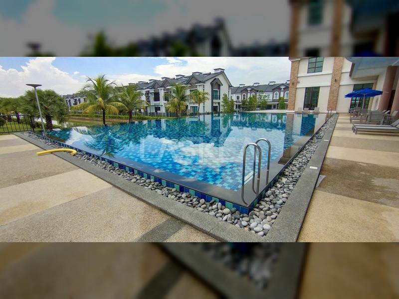 2 Storey Terrace Freehold at Setia Eco Glades, Cyberjaya, Selangor