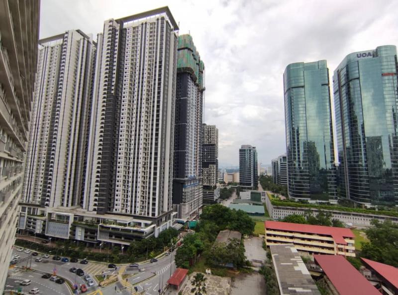 Asking Price : RM 480,000.00  Location: RESIDENSI KERINCHI, BANGSAR SOUTH, KUALA LUMPUR
